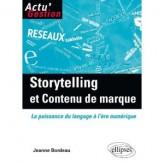 Storytelling et contenu de marque